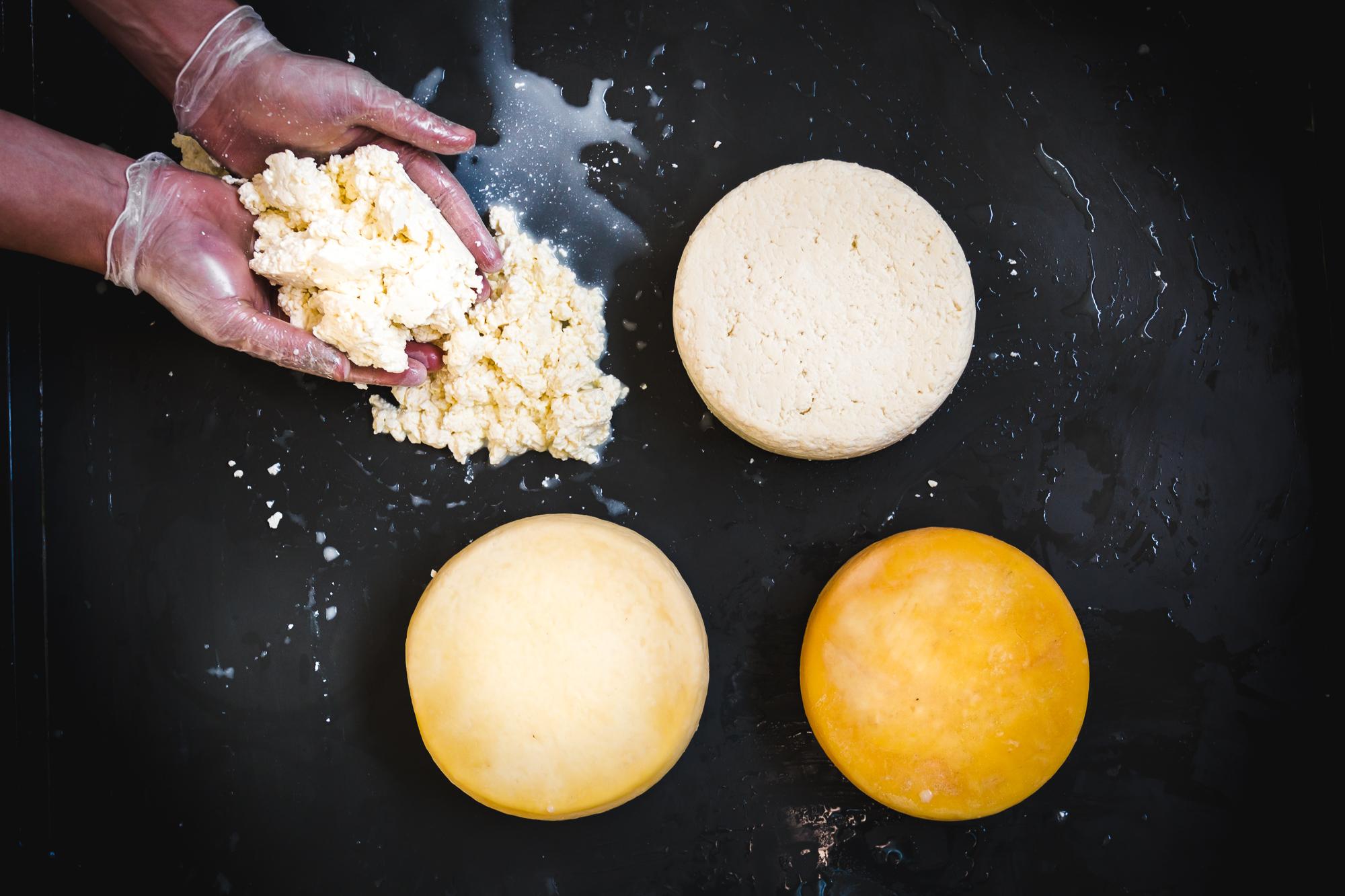 Catauá cheese